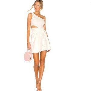 NWT NBD Madison Ivory Mini Dress Size Small
